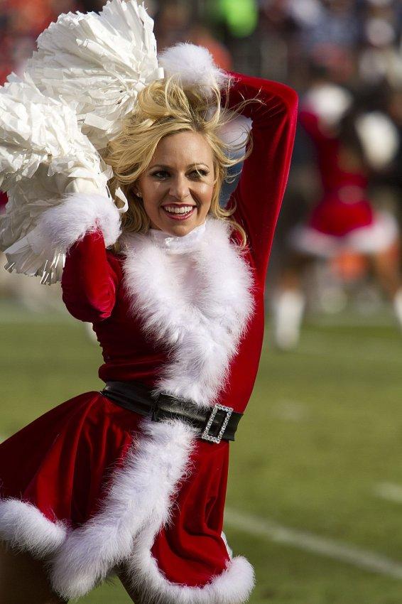 2010 Cheerleaders
