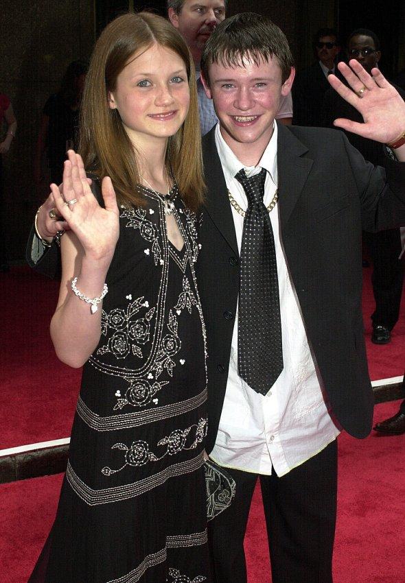 'harry Potter' Stars Grown