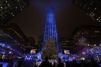Rockefeller Center Tree Lighting 2015 - UPI.com