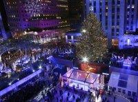 Rockefeller Center Tree Lighting 2015 - UPI.com