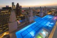 Watch: 'Sky Pool' hangs 500 feet above ground atop Houston ...