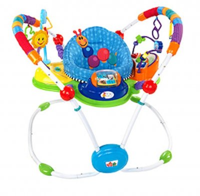 Baby Einstein Recall Musical Jumper To Be Taken Off The