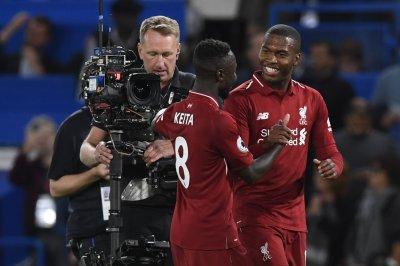 Watch: Liverpool's Daniel Sturridge dips deep equalizer vs. Chelsea Daniel Sturridge saves draw for Liverpool vs Chelsea