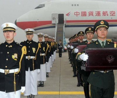 China, South Korea to negotiate return of Chinese soldier remains