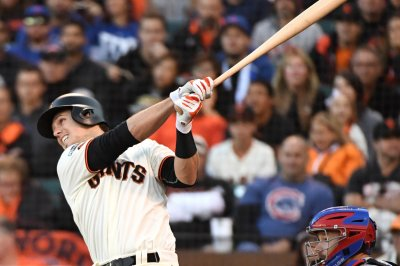 Giants hope for healthier Posey vs. A's Giants hope for healthier Posey vs As