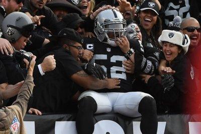 Oakland Raiders holdout DE Khalil Mack says he misses playing Oakland Raiders holdout DE Khalil Mack says he misses playing