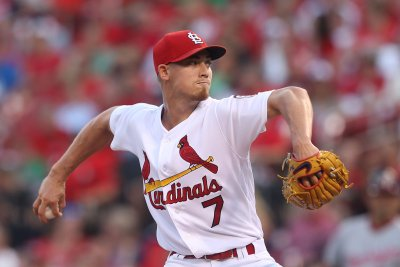 Cardinals aim for another series win vs. Reds Cardinals aim for another series win vs Reds