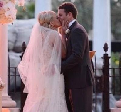 Jamie Lynn Spears In Her Wedding Dress PHOTOS