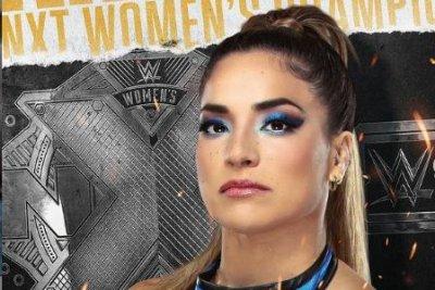 Download WWE NXT: Raquel González becomes NXT women's champion