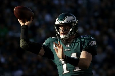 Carson Wentz, Eagles fall short to Vikings in NFC title game rematch Carson Wentz Eagles fall short to Vikings in NFC title game rematch