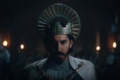 Watch Dev Patel Plays Sir Gawain In Green Knight Teaser