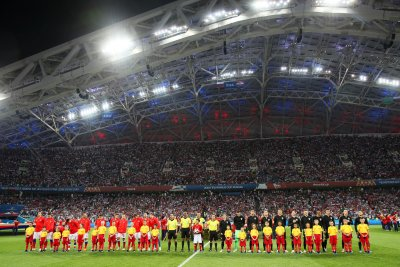 World Cup: Close to 265,000 fans attended matches in Sochi World Cup Close to 265000 fans attended matches in Sochi