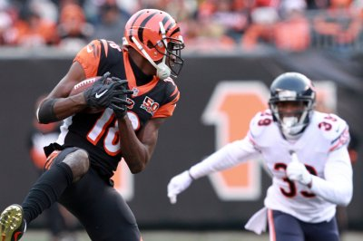 Bengals WR Green (groin) might face Falcons Bengals WR Green groin might face Falcons