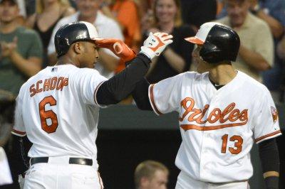 Baltimore Orioles Blank Atlanta Braves UPI Com