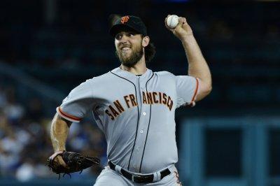 San Francisco Giants' Madison Bumgarner Beats Atlanta Braves With