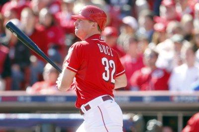 Jay Bruce Cincinnati Reds Blast Chicago Cubs UPI Com