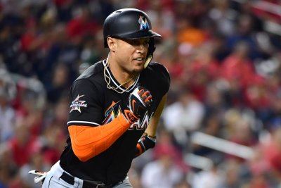 Giancarlo Stanton Hits 42nd Home Run As Miami Marlins Defeat