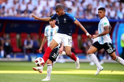 Watch: Kylian Mbappe helps France eliminate Argentina, Messi from World Cup World Cup France eliminates Argentina Lionel Messi