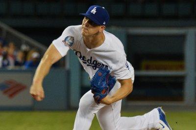 Buehler's present as Dodgers visit Giants Buehlers present as Dodgers visit Giants