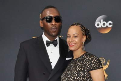 Image result for mahershala ali and wife