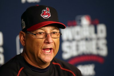 Cleveland Indians Manager Terry Francona Out Tuesday While