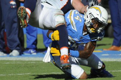 Los Angeles Chargers CB Trevor Williams avoids serious injury Los Angeles Chargers CB Trevor Williams avoids serious injury