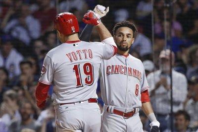 Cincinnati Reds Jolt Atlanta Braves In 10 Innings UPI Com