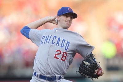 First things first for Cubs' Hendricks vs. Cardinals First things first for Cubs Hendricks vs Cardinals
