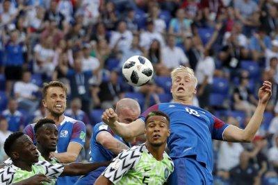 World Cup: Musa's brace lifts Nigeria past Iceland World Cup: Musa's brace lifts Nigeria past Iceland World Cup Musas brace lifts Nigeria past Iceland
