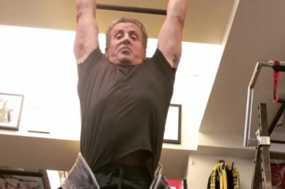 watch sylvester stallone performs