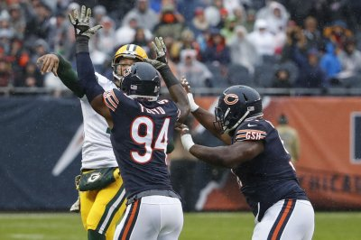 Chicago Bears sign NT Eddie Goldman to four-year, $42M extension Chicago Bears sign NT Eddie Goldman to four year 42M extension