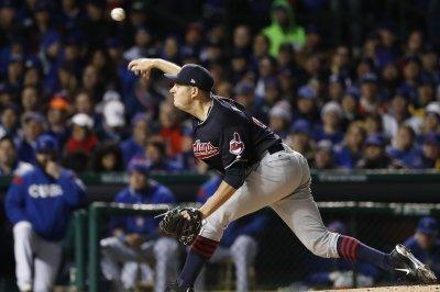Cleveland Indians Hammer Mistake Prone New York Yankees UPI Com