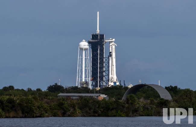 SpaceX Falcon 9 with Crew-1 Prepares to Launch from ...