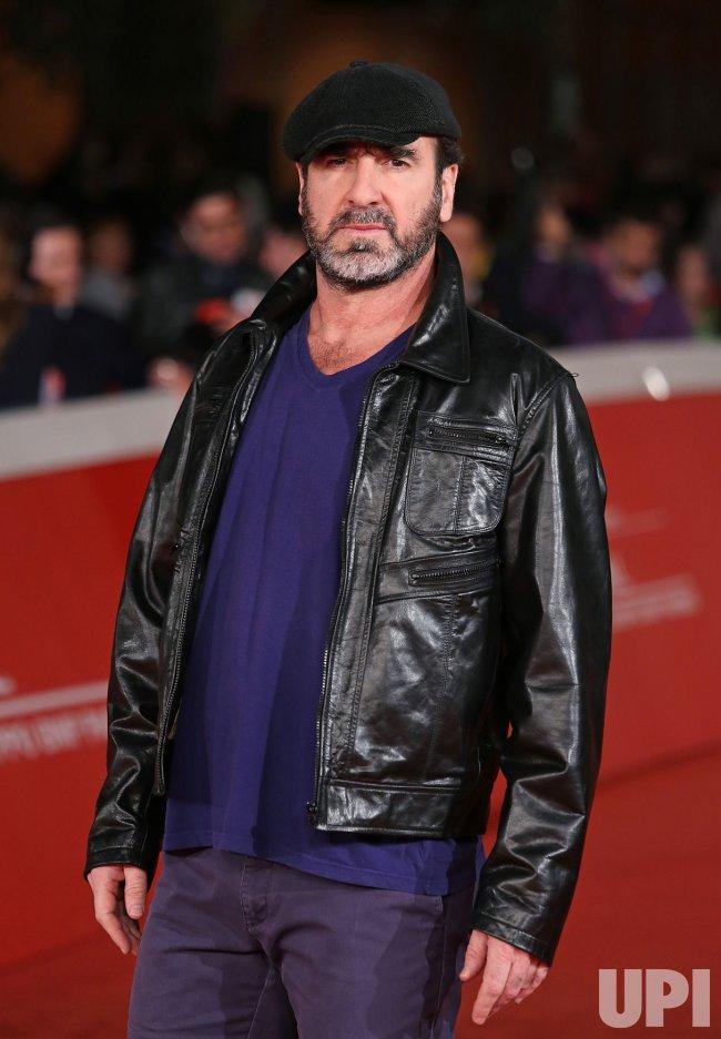 Voir le film · the salvation. Eric Cantona Arrives At The Rome Film Festival Upi Com