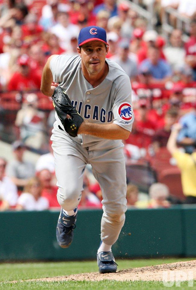 Cara Main Baseball : baseball, CHICAGO, LOUIS, CARDINALS, BASEBALL, UPI.com