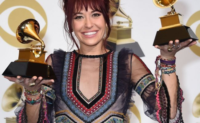 Lauren Daigle Wins Awards At The 61st Grammy Awards In Los