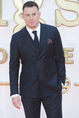 Channing Tatum X Min Spinov Gamble Tore Relies Valentine S Day