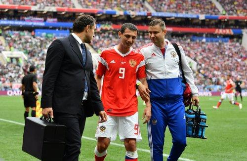 Injured Russian midfielder Dzagoev out for World Cup group stage matches Injured Russian midfielder Dzagoev out for World Cup group stage matches Injured Russian midfielder Dzagoev out for World Cup group stage matches f
