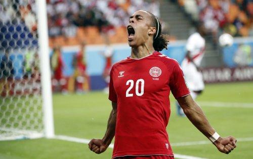 World Cup: Denmark defeats Peru 1-0 World Cup: Denmark defeats Peru 1-0 World Cup Denmark defeats Peru 1 0 f