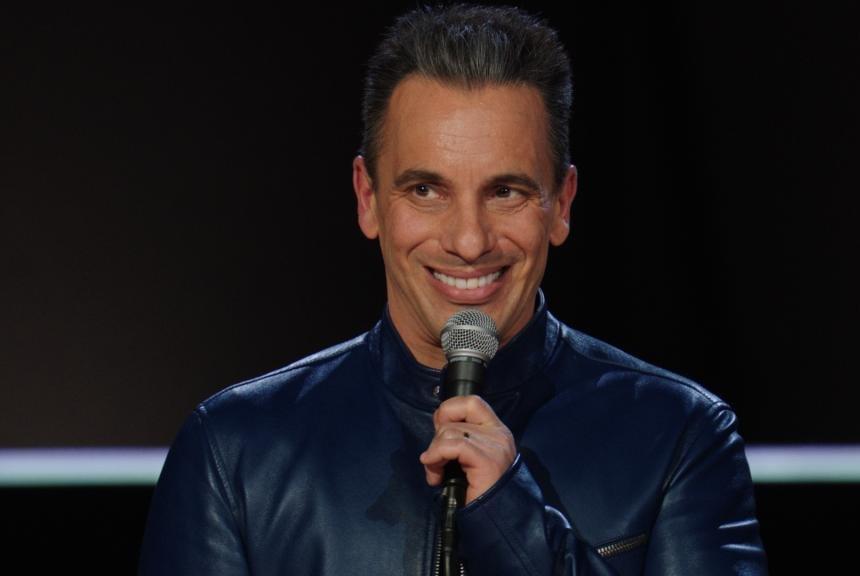 Comedian Sebastian Maniscalco Gets Dramatic In Green Book Irishman
