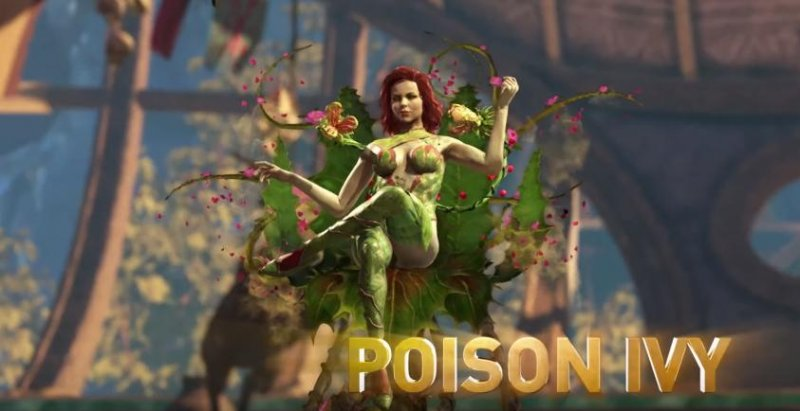 College Girl Hd Wallpaper Watch Injustice 2 Catwoman Poison Ivy Cheetah Join