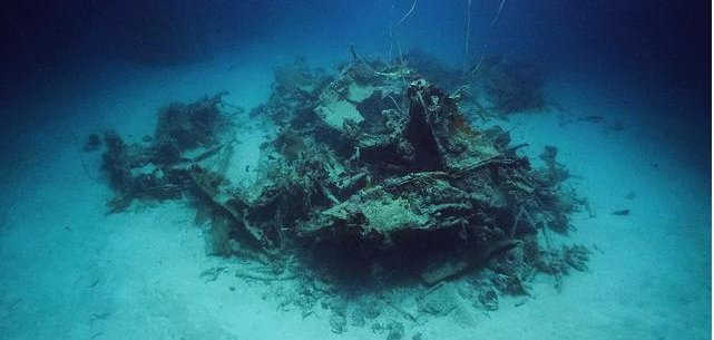 Car Wrecks Wallpaper Downed World War Ii Aircraft Missing For 72 Years