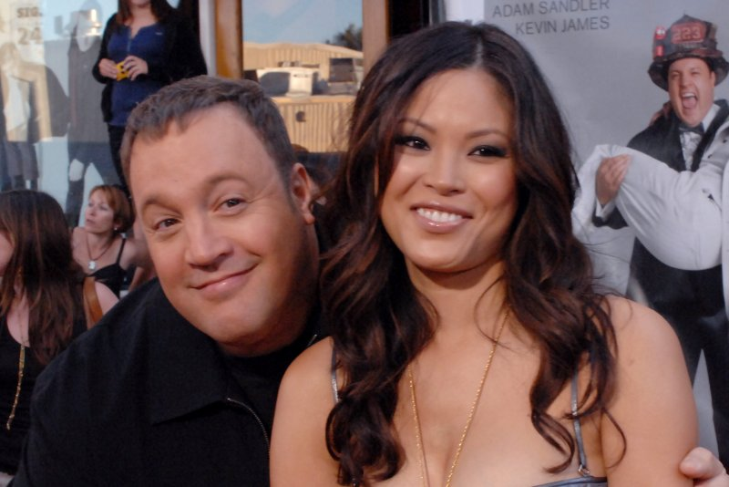 Kevin James Bio In His Own Words Exclusive News Photos. Kevin James And Kannon  Valentine ...