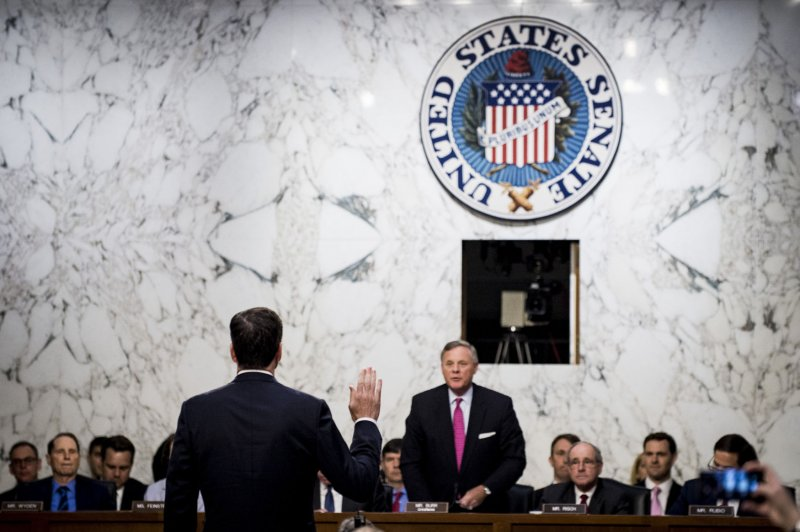 Image result for senate committee questions former fbi director james comey june 8, 2017