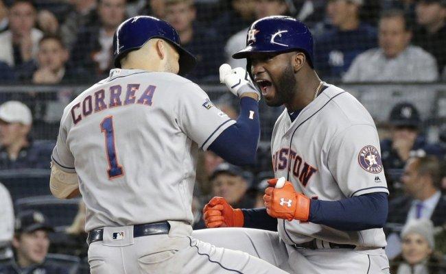 Alcs Houston Astros Beat New York Yankees Take 3 1