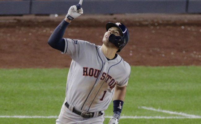 Alcs Houston Astros Beat New York Yankees Take 3 1