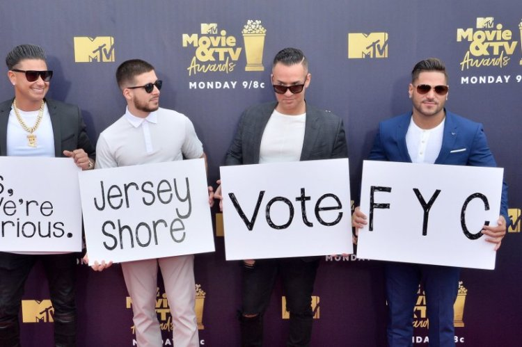 'Jersey Shore' star arrested on domestic violence charges ...