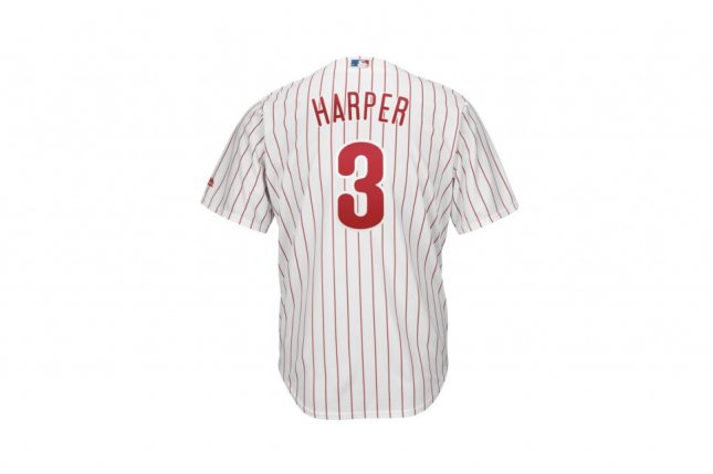 Opening Day: Phillies' Bryce Harper Has MLB's Most Popular