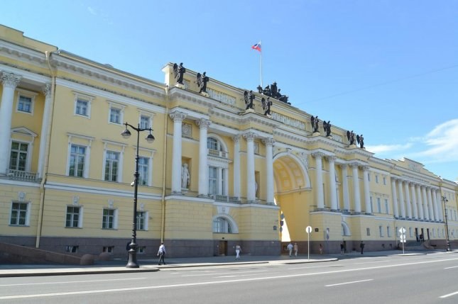 Image result for photo of st petersburg russia court houses