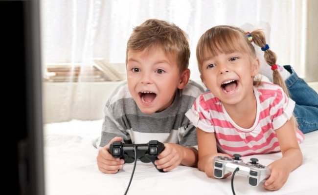 Video Games Linked To Higher Intellectual Function School